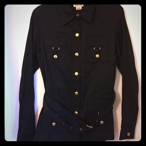 Gorgeous MICHAEL by Michael Kors Belted Jacket